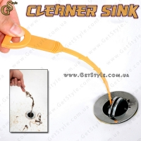 "Инструмент для чистки - ""Cleaner Sink"" - 2 шт."