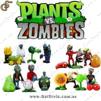Фигурки Plants vs. Zombies - 20 шт.