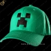 "Бейсболка Minecraft - ""Creeper Cap"""