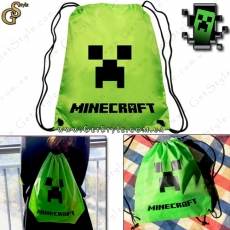 "Сумка-рюкзак Minecraft - ""Creeper Backpack"""