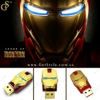 "Флешка Iron Man на 8 Gb - ""Iron Flash"""
