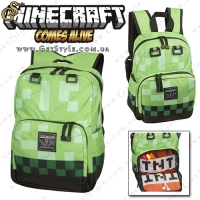 "Рюкзак Minecraft - ""Minecraft Backpack"" - новая модель!"
