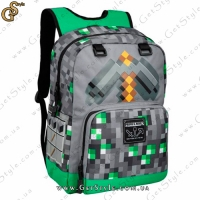 "Рюкзак Minecraft - ""Minecraft Backpack"" - новая модель"