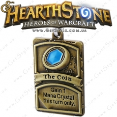 "Брелок Hearthstone - ""The Coin"""