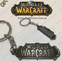 "Брелок World of Warcraft - ""WOW"""