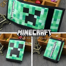 "Кошелек Minecraft - ""Creeper Wallet"""