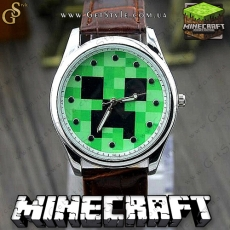 "Часы Minecraft - ""Minecraft Watch"""