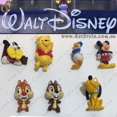 "Мини-фигурки Disney - ""Disney Figurines"" - 7 шт."