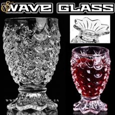 "Стакан-креманка для мороженого и десертов - ""Wave Glass"""