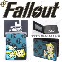 "Кошелек Фаллаут - ""Fallout Wallet"""
