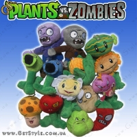 "Игрушки из Plants vs. Zombies - ""Plants Mix""- 1 шт."