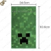 "Полотенце Minecraft - ""Creeper Towel"" - 63 х 34 см."