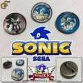 "Значки Соник - ""Sonic Badges"" - 3 шт."