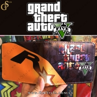 "Кошелек Grand Theft Auto - ""GTA Wallet"""