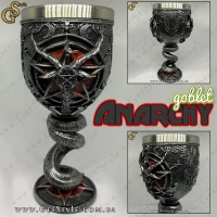 "Бокал Анархия - ""Anarchy Goblet"" - 200 мл"