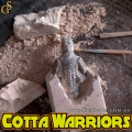 "Фигурка раскопай сам - ""Cotta Warriors"""