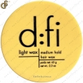 "Крем для волос d:fi ""Light Wax"""
